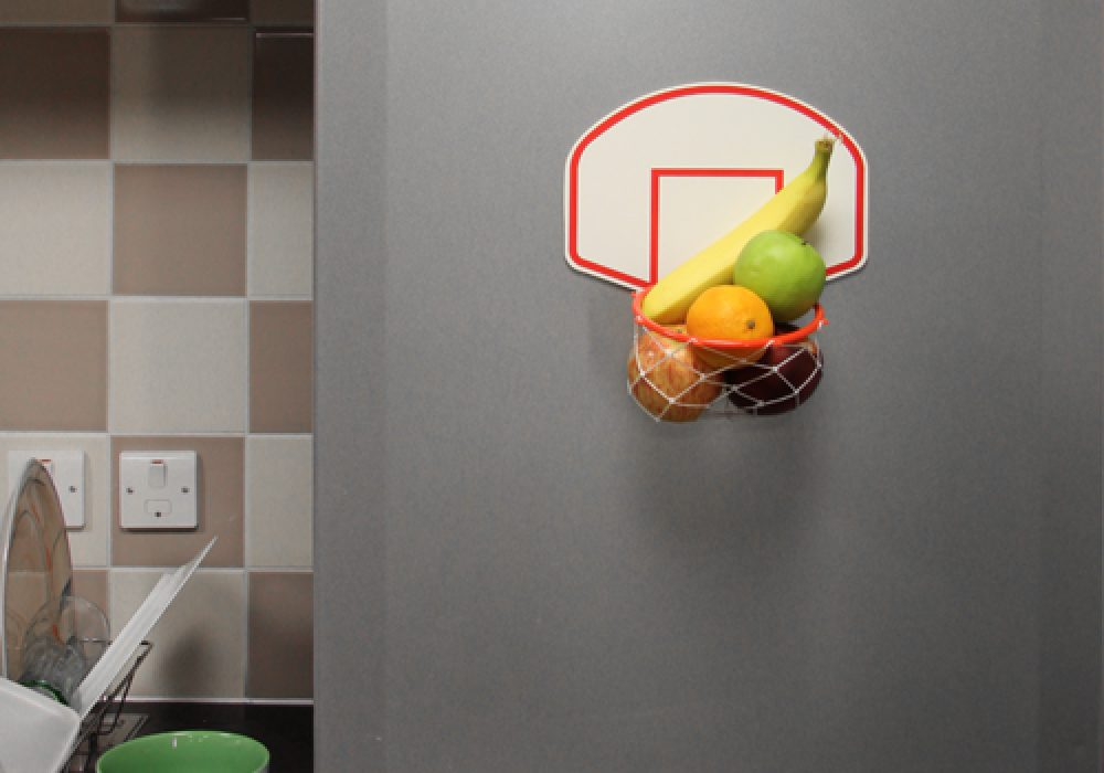 Thumbs Up Basketball Fridge Magnet Cool Novelty Item to Buy