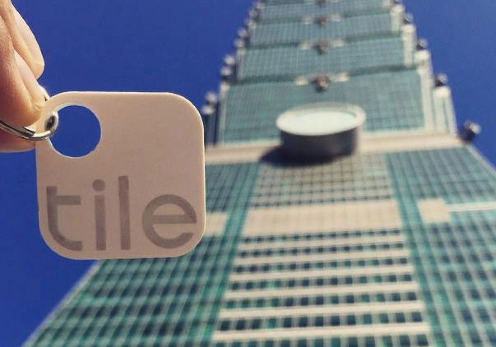 Tile Tracker Find App for IOS and Android