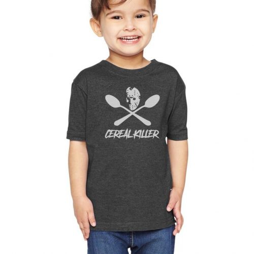 Toddler Shirt Cereal Killer