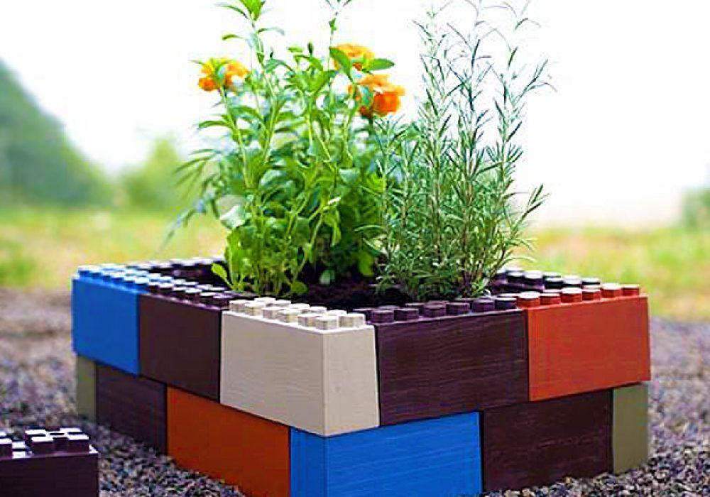 TogetherFarm Blocks Easy Way to Build Garden