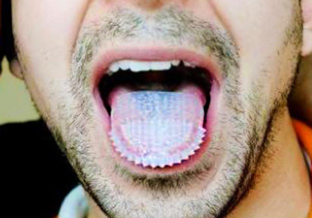Tongue 2 Teeth Weird Invention
