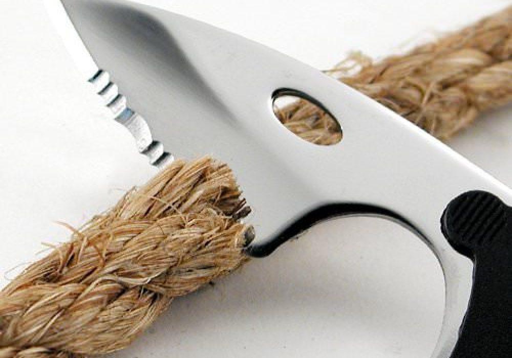 Tool Logic Credit Card Companion Emergency Pocket Knife