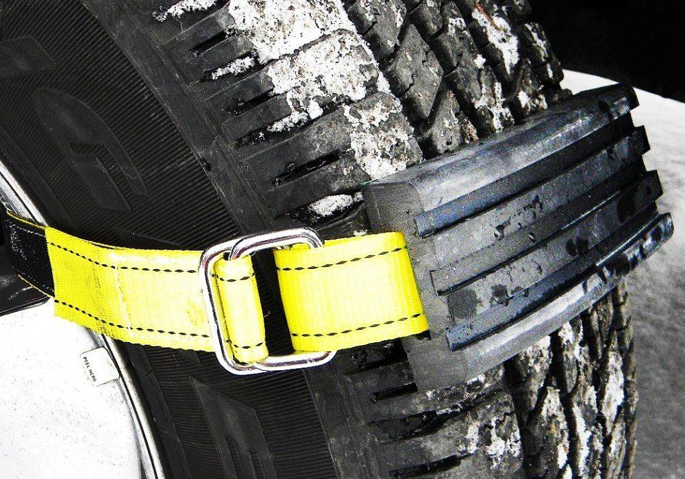 Trac-Grabber Get your Car Unstuck