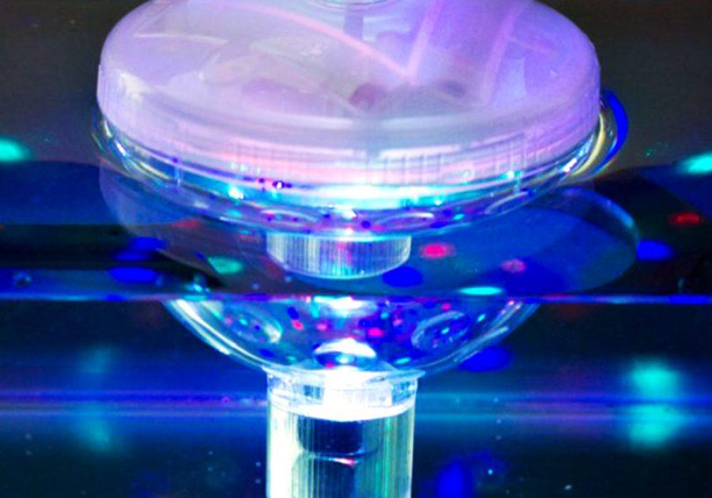 Underwater Disco Lightshow Bath Lights
