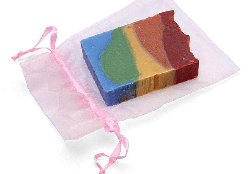 Unicorn Poop Soap Colorful Unique Product