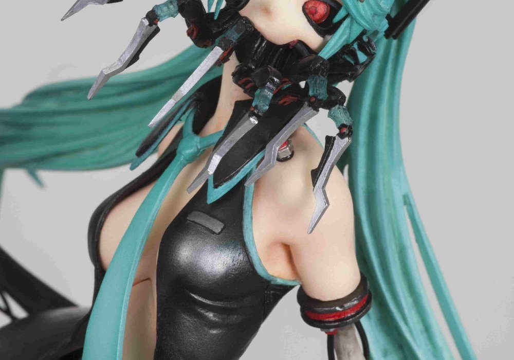 Union Creative H Series Calne Ca Vocaloid Figure Creepy Hatsune Miku