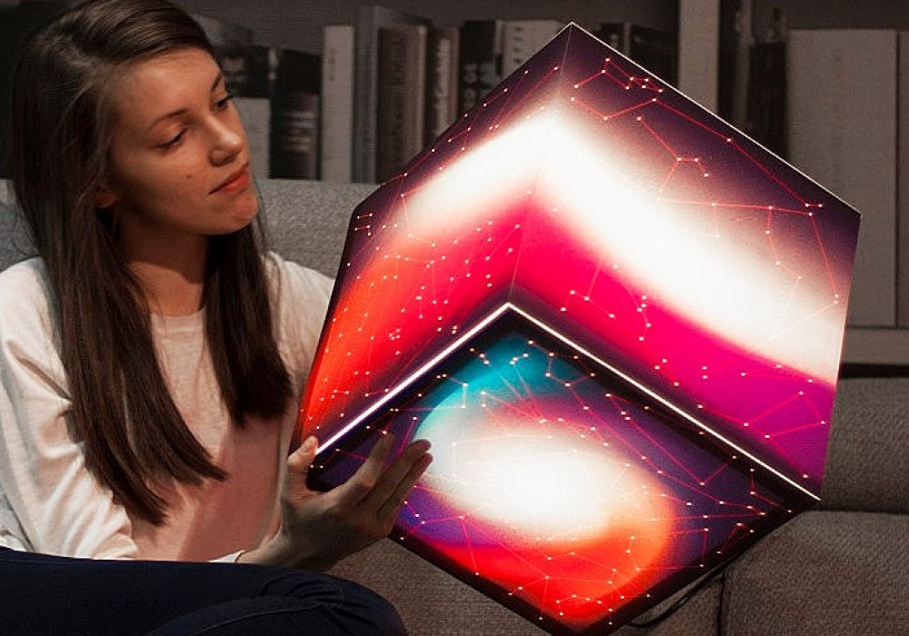 Uniqcube Know Your Stars Light Cube Astronomers Must Have
