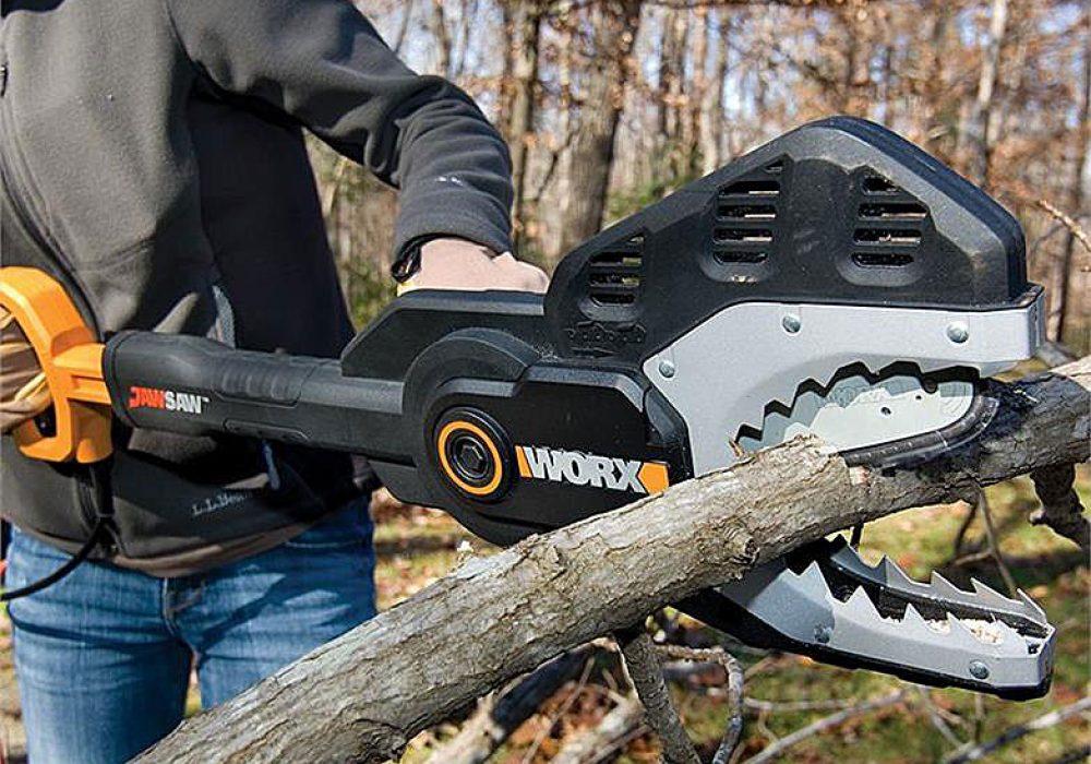 WORX JawSaw Electric Chainsaw Gift Idea for Him
