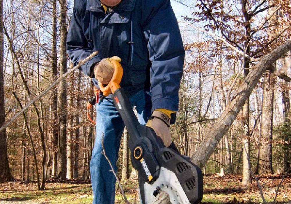 WORX JawSaw Electric Chainsaw Manly Garden Tool