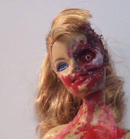 Walmart Barbie Z Doll