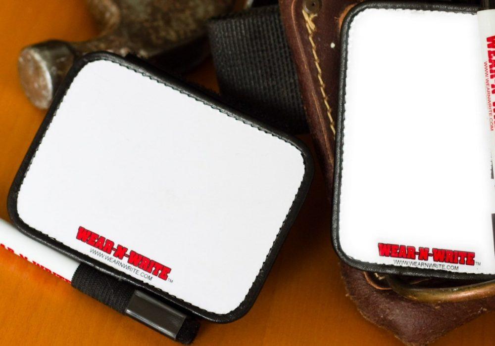Wear N Write Wrist Band Wearable Mini White Board