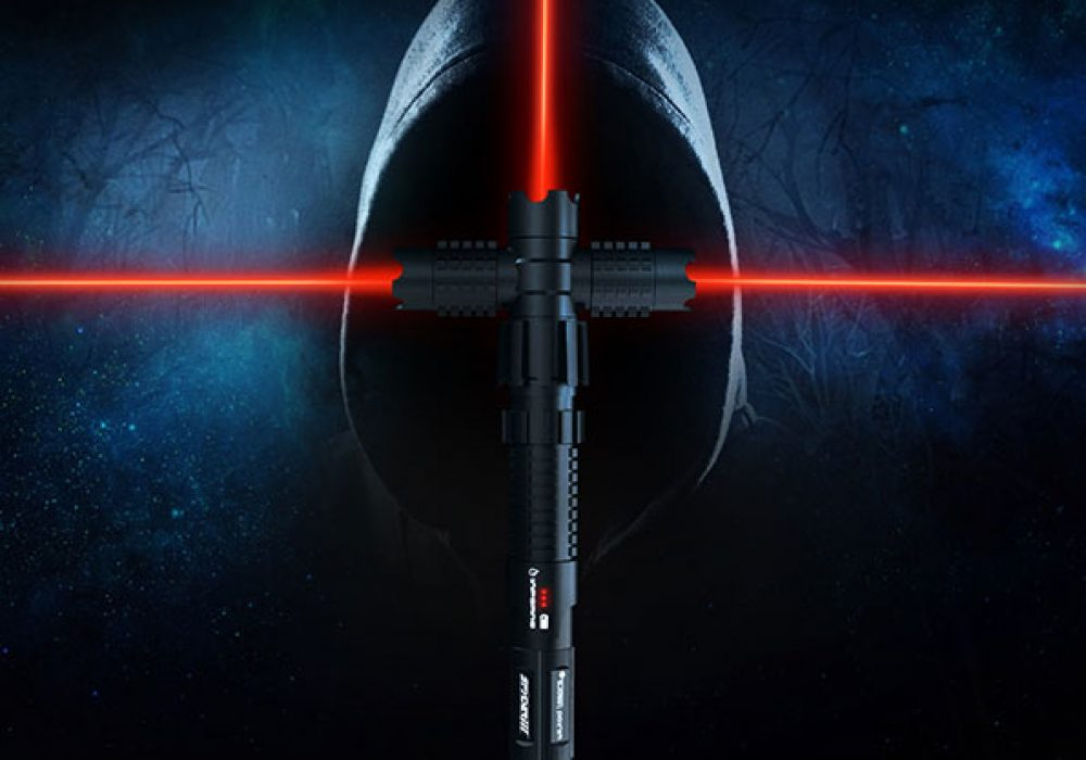 Wicked Lasers Crossguard Lightsaber Cool Toys to Buy