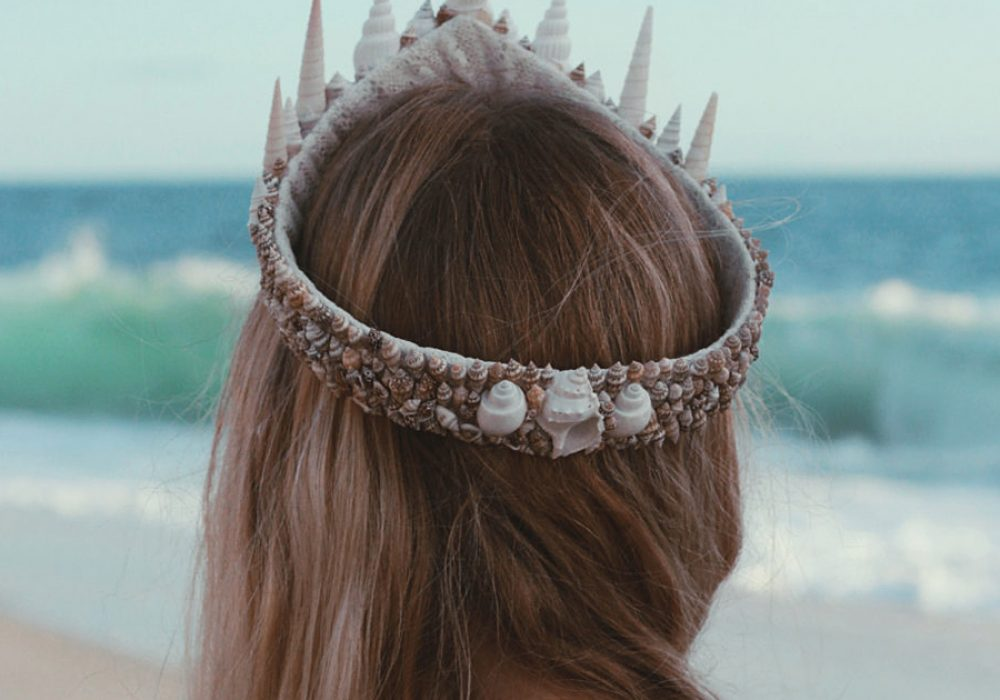 Wild & Free Jewelry La Jolla Mermaid Tiara Awesome Headwear