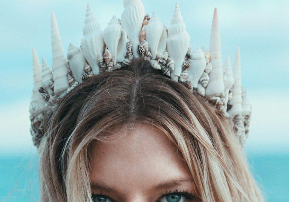 Wild & Free Jewelry La Jolla Mermaid Tiara Gift Idea for Her