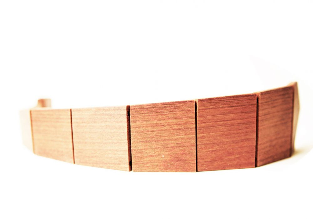 Wood Thumb Wooden Tie 4