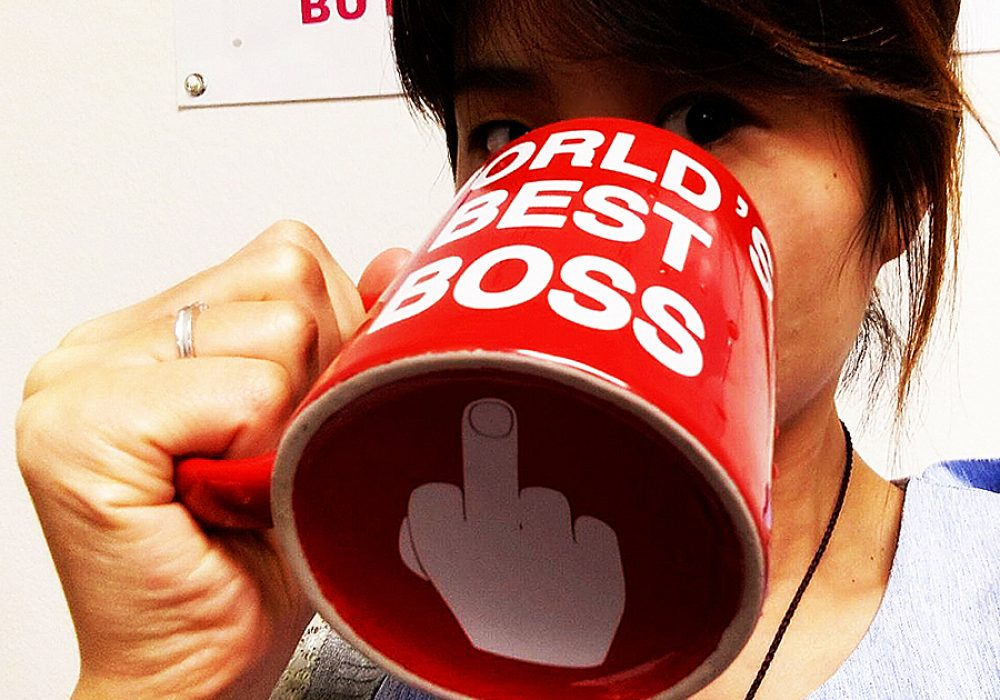 Worlds Best Boss Mug Drinkware