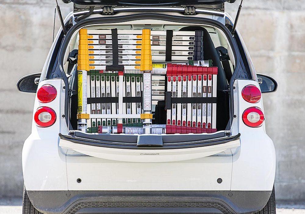 Xtend & Climb 785P Aluminum Telescoping Ladder Compact Ladders