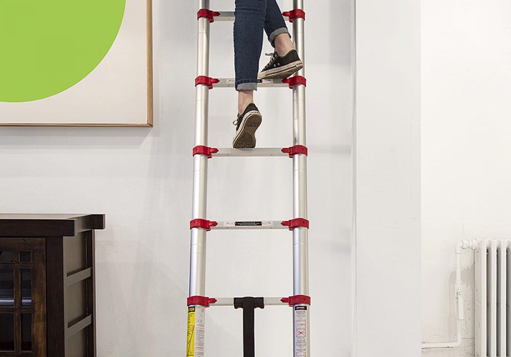 Xtend & Climb 785P Aluminum Telescoping Ladder Heavy Duty