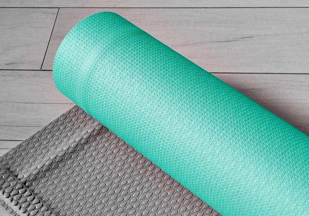 YoYo Mats Self Rolling Fitness & Yoga Mat Anti Slip Surface