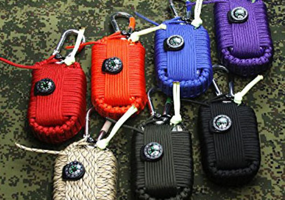 ZAPS Gear Survival Grenade Army Emergency Kit