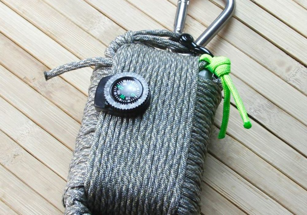 ZAPS Gear Survival Grenade Essential Tool for Bugout Bag