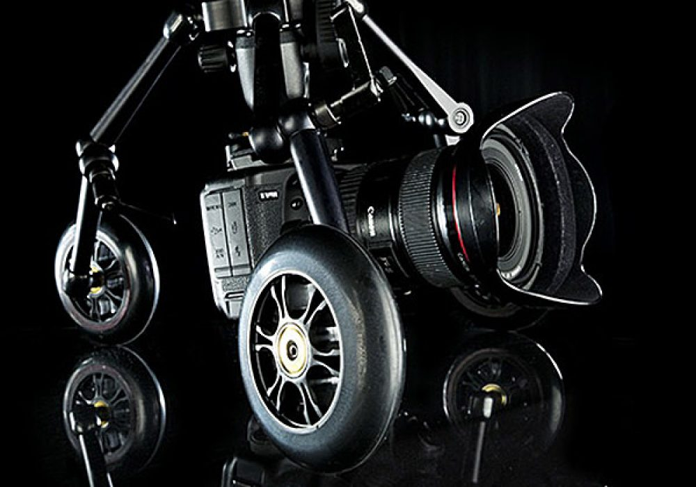 Zipshooter Ultra Portable Dolly System Cool