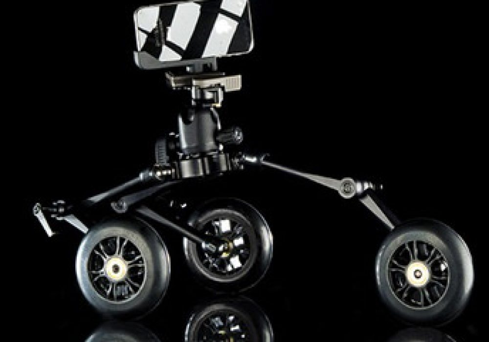 Zipshooter Ultra Portable Dolly System iPhone
