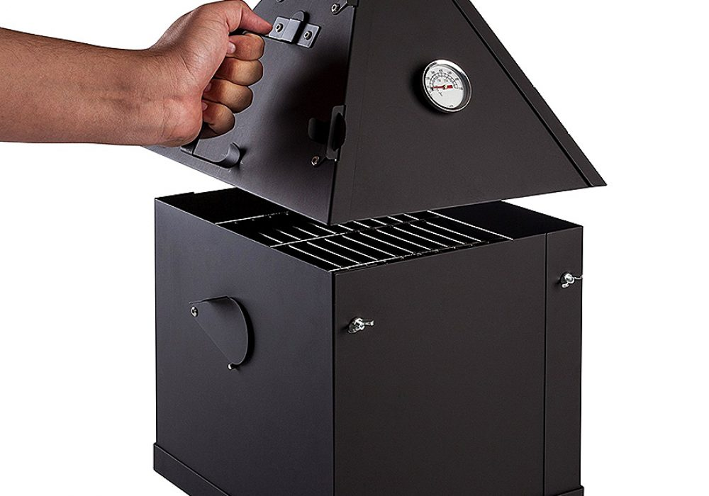 Ziv's Portable Smoker Outdoor Product