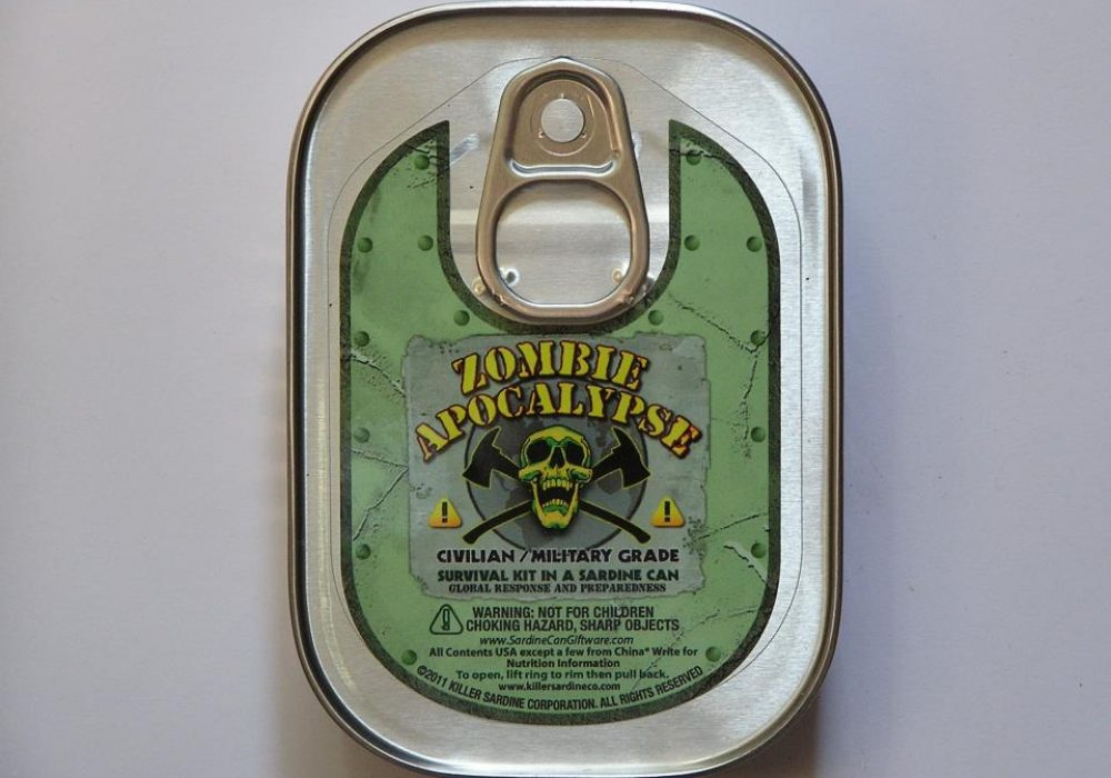 Zombie Survival Sardine Can 2