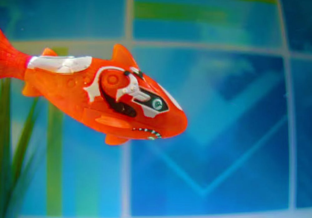 Zuru Robo Fish Cool Gift for Kids