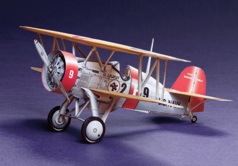 Huntlys Paper Warplanes Kits Boeing F4B-4