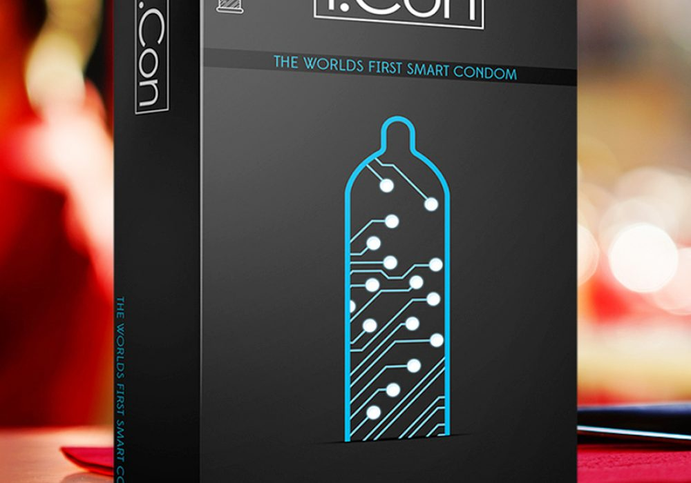 i.Con Smart Condom Safe Sex Product