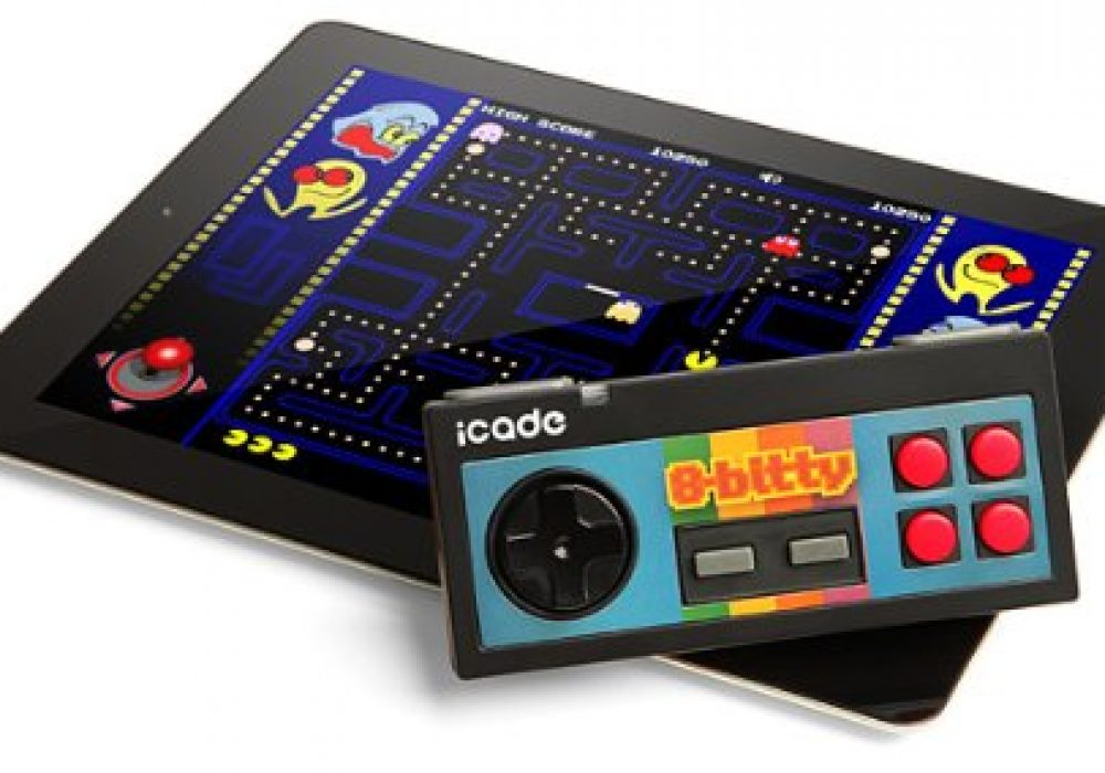 iCade 8-Bitty - Retro Wireless Game Controller Ipad Tablet