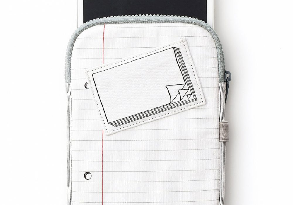 iPad Mini Doodle Case Drawable Device Accessory